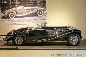 Mercedes-Benz 500K Spezial Roadster - 1936