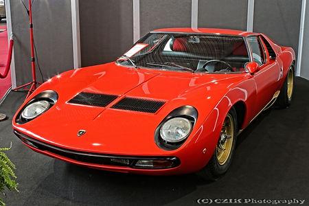 Lamborghini Miura P400 SV - 1972
