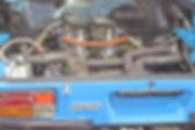 DeTomaso Pantera Préparation GP4 - 1973