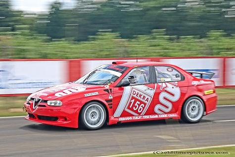 Alfa Romeo 156 - 1996
