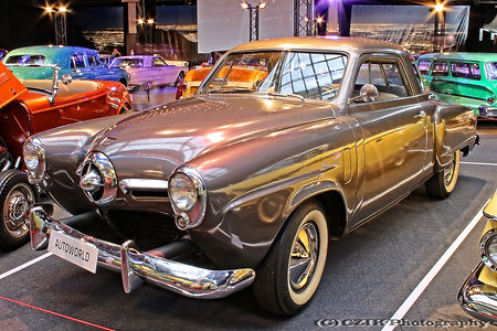 Studebaker Champion Regal - 1950