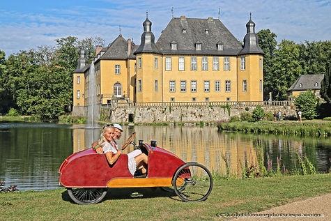 Classic Days Schloss Dyck 2019 - Mochet cyclecar