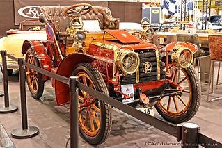 Panhard & Levassor KB Roadster - 1902