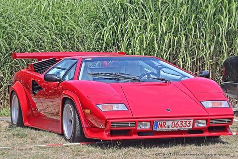 Lamborghini Countach LP500 - 1982