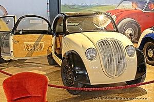 Steyr 50 Baby - 1936