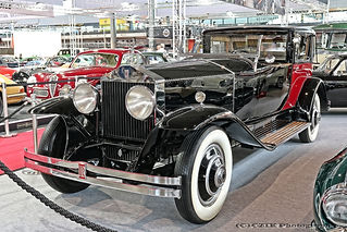Rolls-Royce Phantom I Riviera Town Car by Brewster - 1930