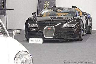 Bugatti Veyron 16.4 Grand Sport Vitesse - 2013