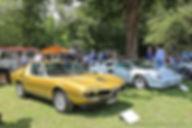 Alfa Romeo Montreal - Lamborghini Countach
