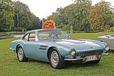 Jaguar D-Type Le Mans by Michelotti - 1963