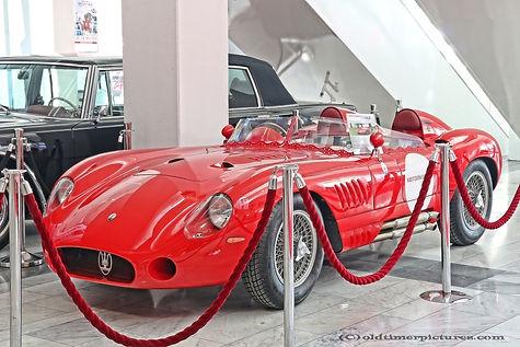 Maserati 300S-R - 1966