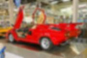 Lamborghini Countach LP 500S 1986