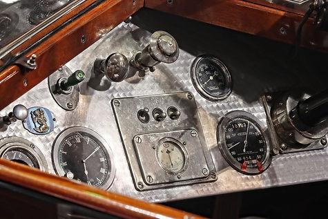 Vauxhall Sport 30/98 - 1925
