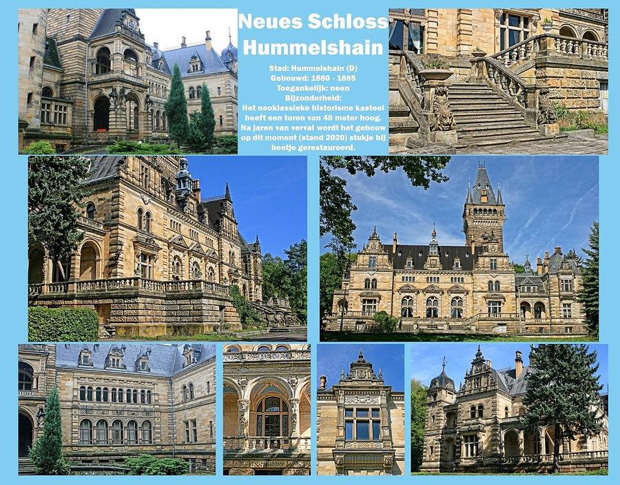 Neues Schloss Hummelshain