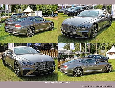 2018-Bentley Continental GT