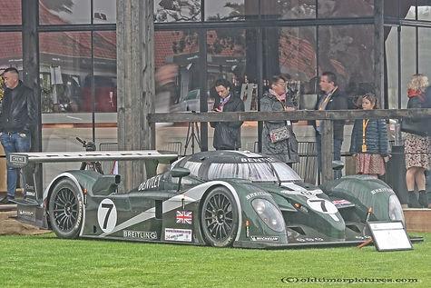 Bentley EXP Speed 8 LMP1 Le Mans - 2003