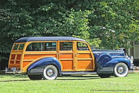 Packard Twenty-One DeLuxe by Hercules - 1941