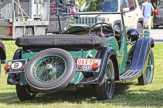 Riley Lynx Tourer - 1934