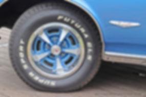 Pontiac GTO 6.5 Litre Convertible -1966
