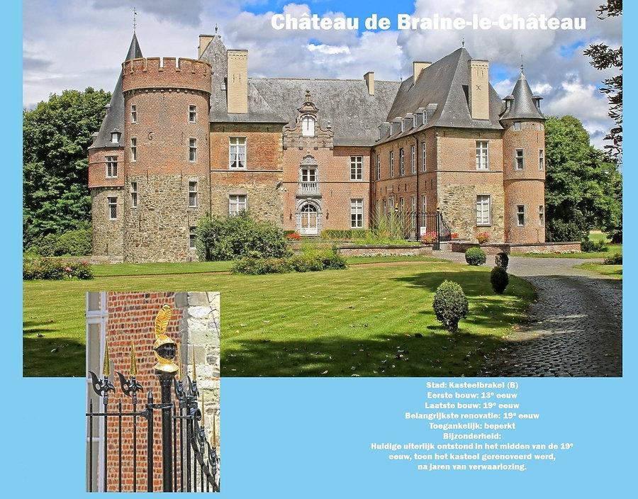 Château de Braine-le-Château
