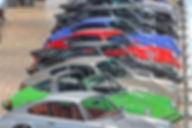 Retro Classics Stuttgart 2019 - Porsches