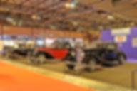 Salon Auto-Moto Classic Strasbourg - Bugatti