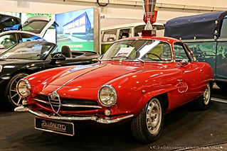 Alfa Romeo Giulietta SS - 1962