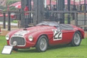 Ferrari 166 Barchetta - 1949