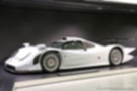 Porsche g11 GT1 straatversie - 1998