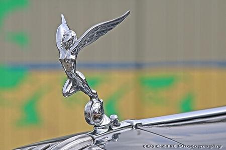 Triumph Dolomite Saloon - 1937