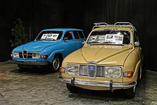 Saab 95 - 1977 & Saab 96-1973