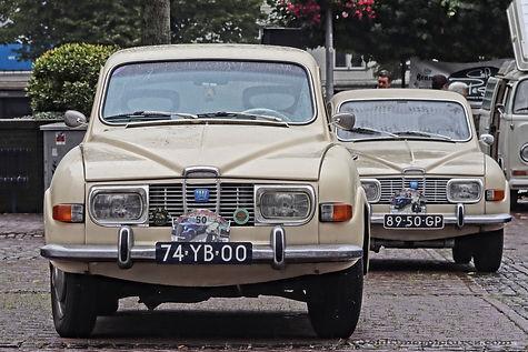 Saab 96 V4 - 1974 / Saab 96 V4 - 1968