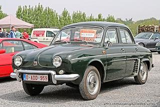 Renault Dauphine Gordini - 1967