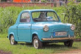 Vespa 400 - 1961