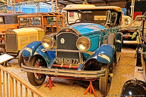 Willys Knight - 70A - 1930