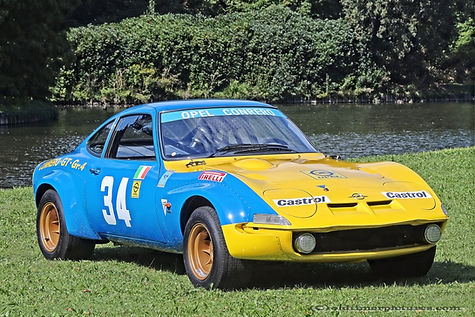 Conrero-Opel GT Group 4 - 1972
