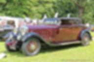 Bentley 8L Drophead Coupe - 1932