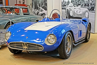 Maserati 300S - 1955