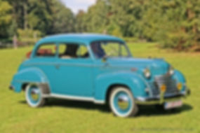 Opel Olympia Limousine - 1952