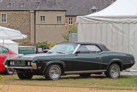 Mercury Cougar XR7 Convertible - 1969