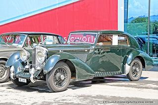 Bentley 3.5L Airline Saloon - 1933