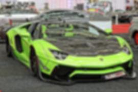 Lamborghini Aventador Liberty Walk LE - 2018