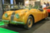 Jaguar XK 120 - 1952