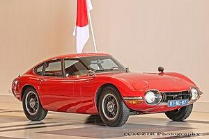 Toyota 2000 GT - 1968