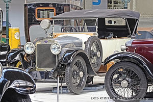 Delage Type CO - 1920