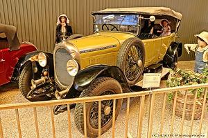 Chenard & Walcker T4 - 1925