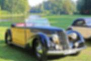 Lancia Astura Pinin Farina Cabriolet 4th Series 'Tipo Bocca' - 1938