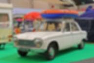 Peugeot 204 - 1967