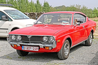 Mazda 929 S Coupe - 1974