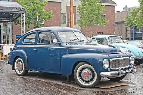 Volvo P 444 LS - 1957