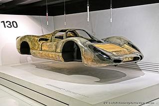 Porsche 908 body - 130kg